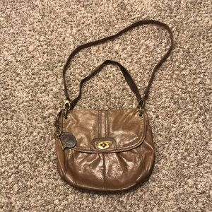 Vintage Fossil Hand Bag/ CrossBody Bag